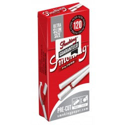 Filtros Smoking Precortados Ultra Slim 5,5mm