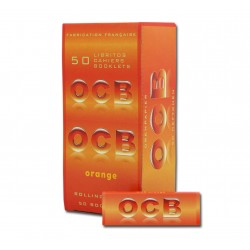 Papel OCB Naranja 50U