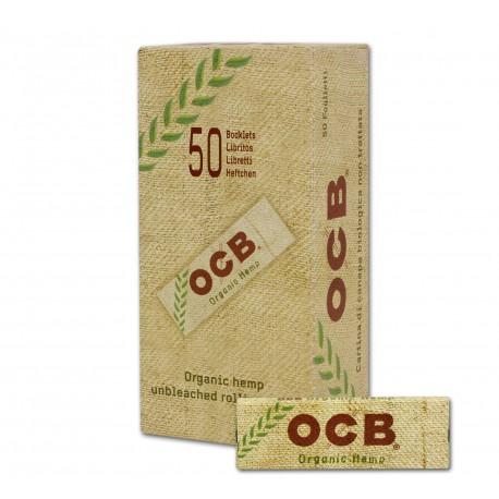 Papel OCB Orgánico N1 Exp50 U