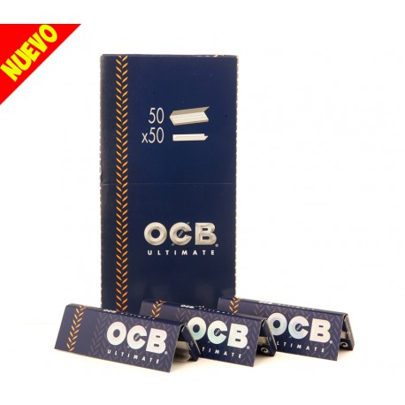 Papel OCB Ultimate N1 50U