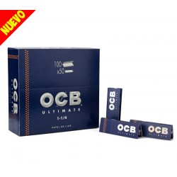 Papel OCB Ultimate 14 100U