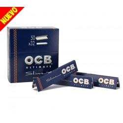Papel OCB Ultimate Slim