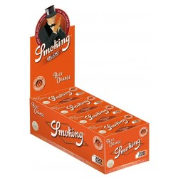 Papel Smoking 200 Naranja