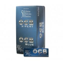 Papel OCB N1 Azul 50U