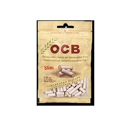Filtros OCB Orgánicos 6mm 10U