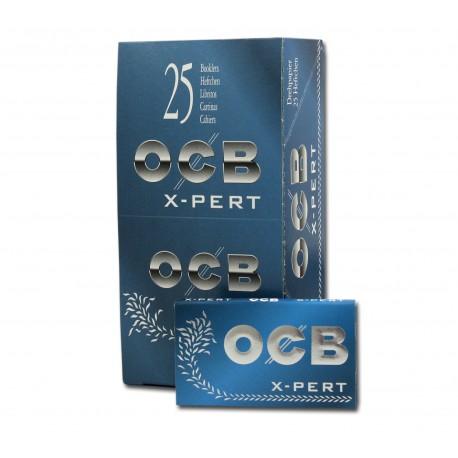 Papel OCB N4 Doble 25U