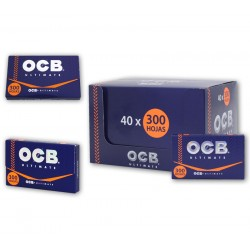 Papel OCB Ultimate 300 40U