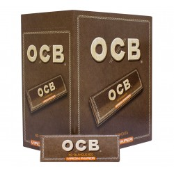 Papel OCB Virgin 14 100U