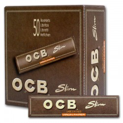 Papel OCB Virgin Slim 50U