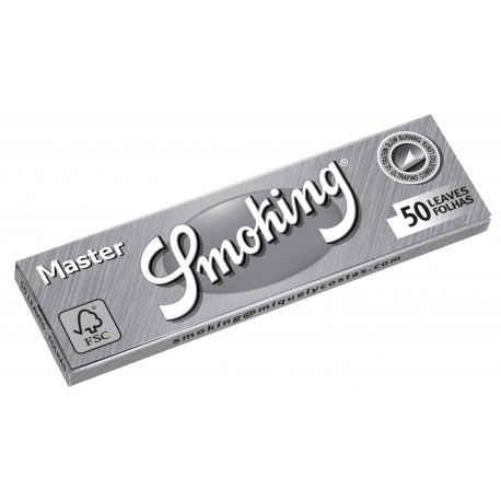 Papel Smoking Master